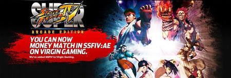 Ahora podrás apostar dinero real en Street Fighter IV