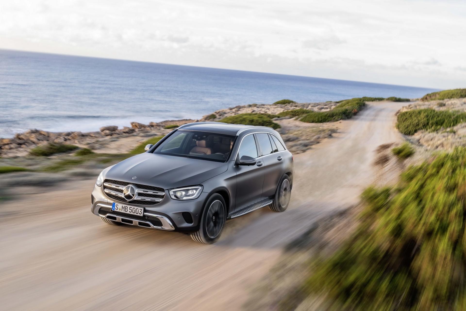 Foto de Mercedes-Benz GLC 2020 (2/18)