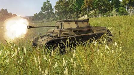 War Thunder celebra su primer aniversario en PS4 con un DLC lleno de tanques