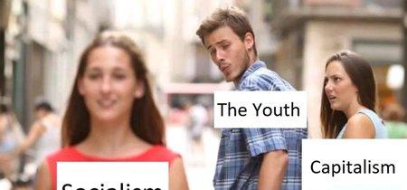 El meme del novio distraído es pura sublimación de la cultura viral. Y lo amamos intensamente