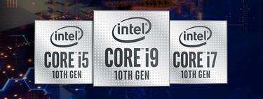Intel hace oficial sus nuevos procesadores portátiles de 10ª generación: hasta 5.3 Ghz y 8 núcleos, pero sobre los mismos 14nm