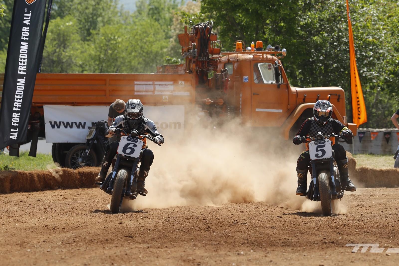 Foto de Harley-Davidson Ride Ride Slide 2018 (78/82)