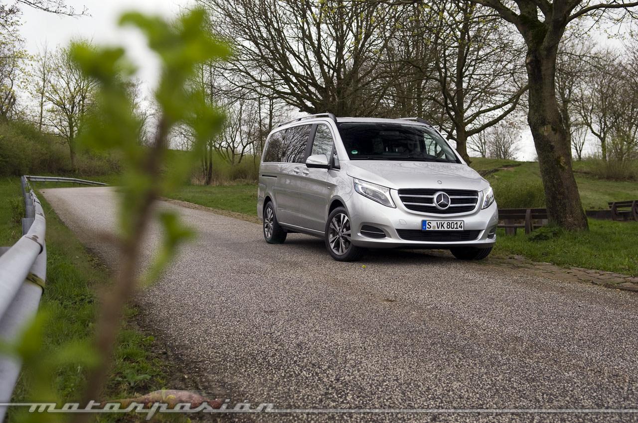Foto de Mercedes-Benz Clase V (toma de contacto) (7/44)