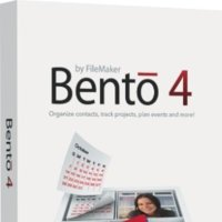 Filemaker lanza Bento 4 en Mac OS X y actualiza Bento para iOS