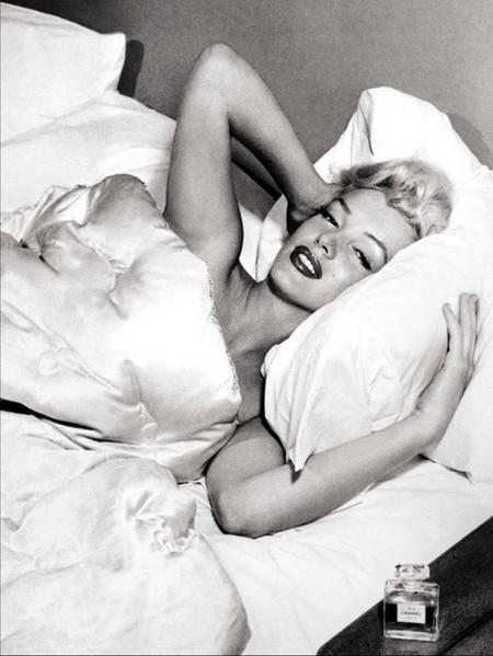 Los Fragmentos de Marilyn Monroe recompuestos por cortesía de Samuel Doux