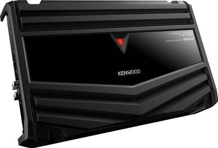 Amplificador Kenwood KAC 6406, de 500W, por 42 euros en MediaMarkt