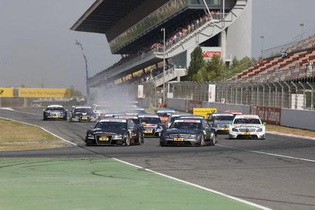 El DTM podría dejar de visitar el Circuit de Catalunya