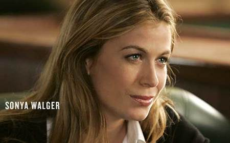 Sonya Walger protagonizará 'Flash Forward'