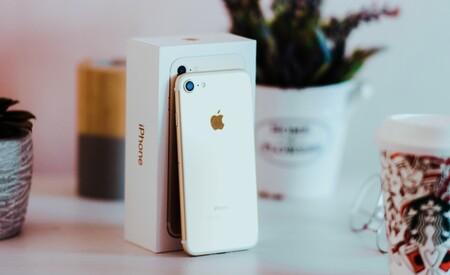 iPhone caja