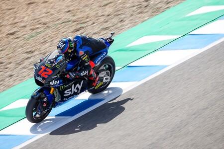 Bezzecchi Jerez Moto2 2021