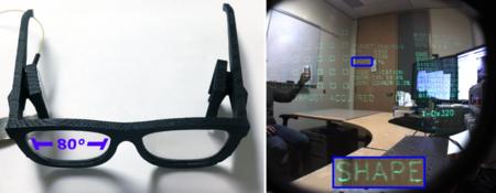 La realidad aumentada de Microsoft quiere meterse en unas gafas normales y corregirnos la visión