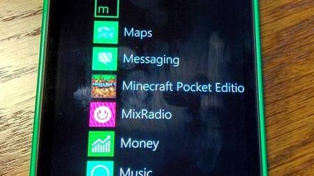 Minecraft Pocket Edition para Windows Phone ya se encuentra en desarrollo