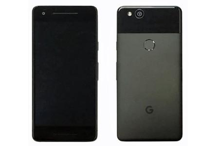 Google Pixel 2017 Filtracion