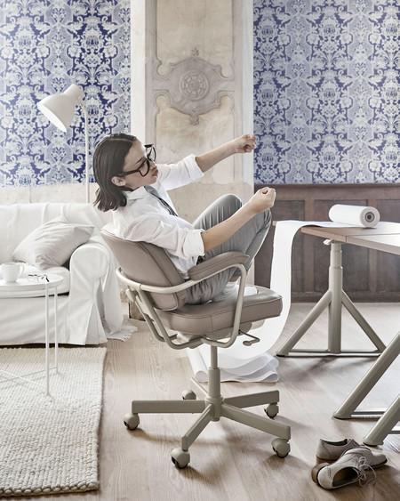 Ikea Novedades Octubre 2018 Ph154634 Alefjall Silla Giratoria Lowres