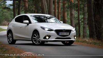 Mazda3 5p 2.0 y 2.2D automáticos, prueba (equipamiento, versiones y seguridad)