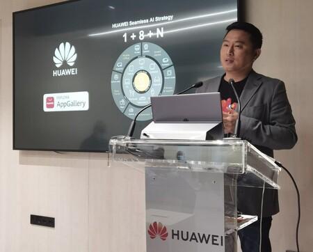 Pablo Wang Huawei