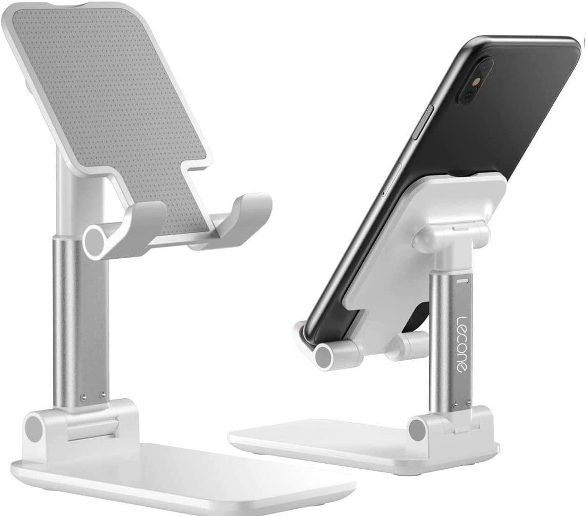 Lecone - Soporte ajustable para teléfono celular