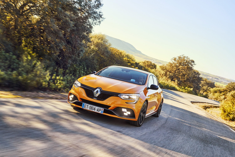 Foto de Renault Mégane R.S. 2018, toma de contacto (86/129)