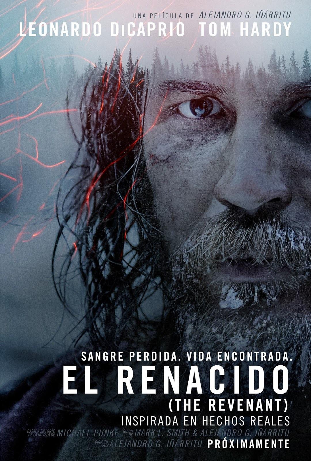 Foto de 'El renacido (The Revenant)', los carteles de la película (5/5)