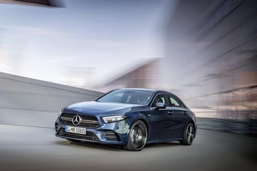 El Mercedes-AMG A35 Sedán trae la alegría de 306 hp en formato de cuatro puertas