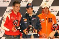 Álvaro Bautista completa las tres poles españolas en Le Mans