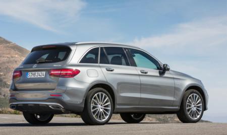 Mercedes-Benz GLC F-Cell a hidrógeno, para 2017
