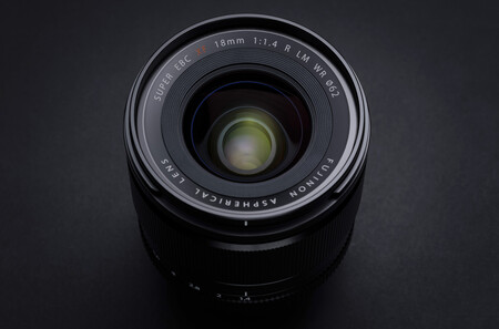 Fujinon XF 18mm F1.4 R LM WR, nueva óptica de uso versátil, gran luminosidad y tamaño compacto para cámaras Fujifilm X