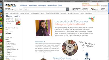 Decoesfera selecciona en Amazon los mejores regalos de Navidad