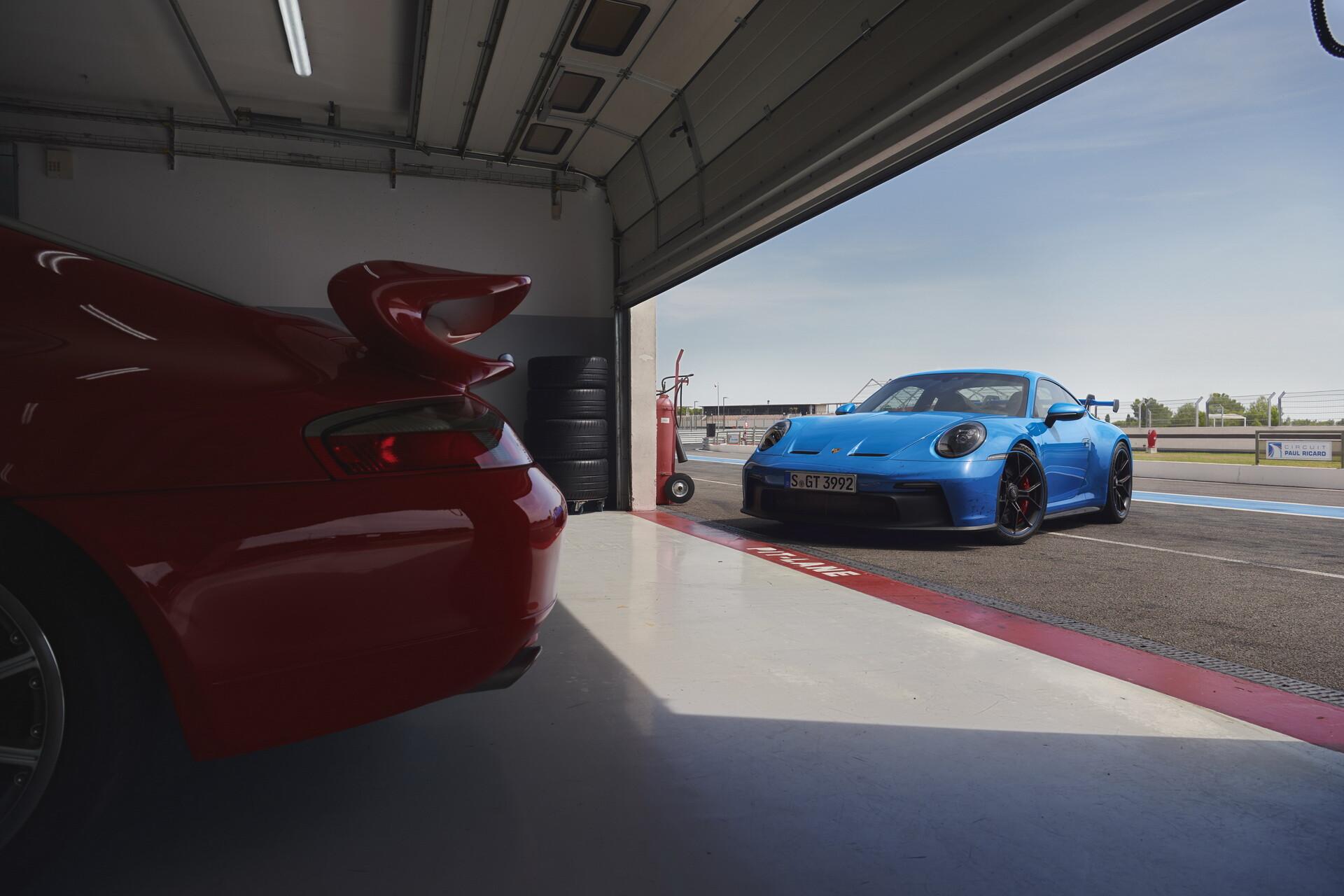Foto de Porsche 911 GT3 (14/25)