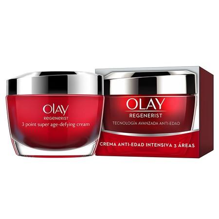Olay Regenerist 3 Areas Crema Hidratante Anti Edad Reafirmante