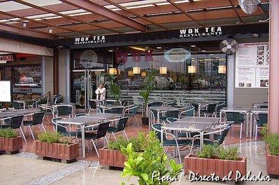 Restaurante Wok Tea, cocina asiática en Colmenar Viejo, Madrid