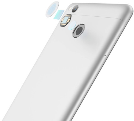 El sensor de huella dactilar se democratiza: el Redmi 3S de 95 euros lo demuestra