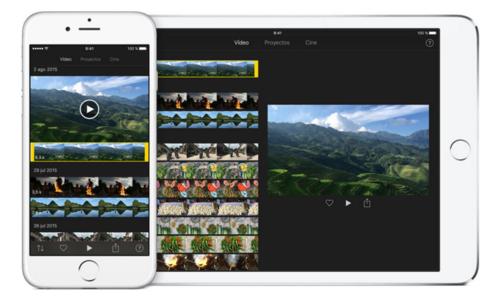 Cómo editar vídeos en el iPhone con iMovie en menos de cinco minutos