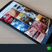 Cómo usar el modo retrato o efecto bokeh en las Instagram Stories