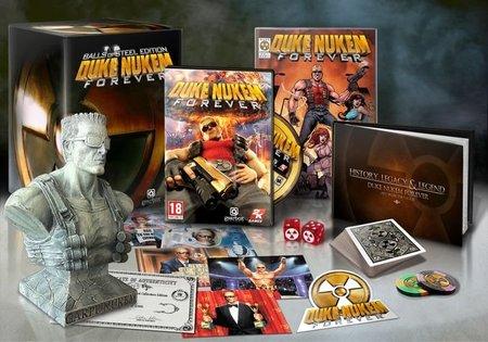 Duke Nukem Forever - Balls of Steel Edition