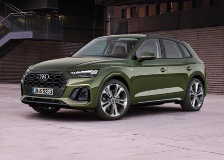 Audi Q5 2021: Precios, versiones y equipamiento en México 2