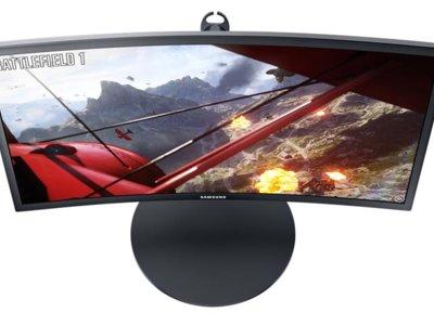 Samsung C24FG70, un impresionante monitor curvo pensado para jugones