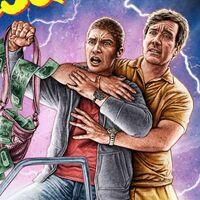 'Mega Time Squad': una comedia ácida y frenética sobre un puñado de idiotas que viajan en el tiempo