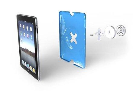 The Wallee, soporte para montar el iPad en la pared