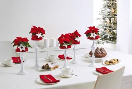 2015 Poinsettia Mesa De Navidad 02 Es