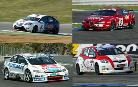 Alfa Romeo, Ford, Honda y Toyota interesadas en el WTCC