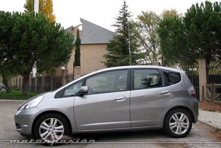 Honda Jazz 1.4  i-VTEC, prueba (parte 3)
