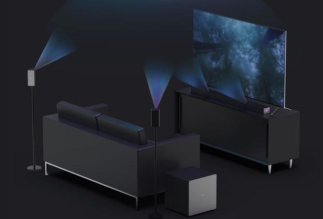 El soporte para Dolby Atmos será el principal reclamo de las nuevas barras de sonido de Vizio que veremos en 2018