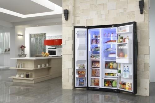Foto de LG presentó en París el frigorífico Platinum II (11/18)