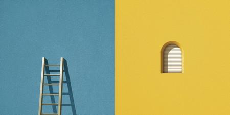 """El """"menos es más"""" cumplido a rajatabla en las fotografías de minimalismo arquitectónico de Stefano Cirillo"""