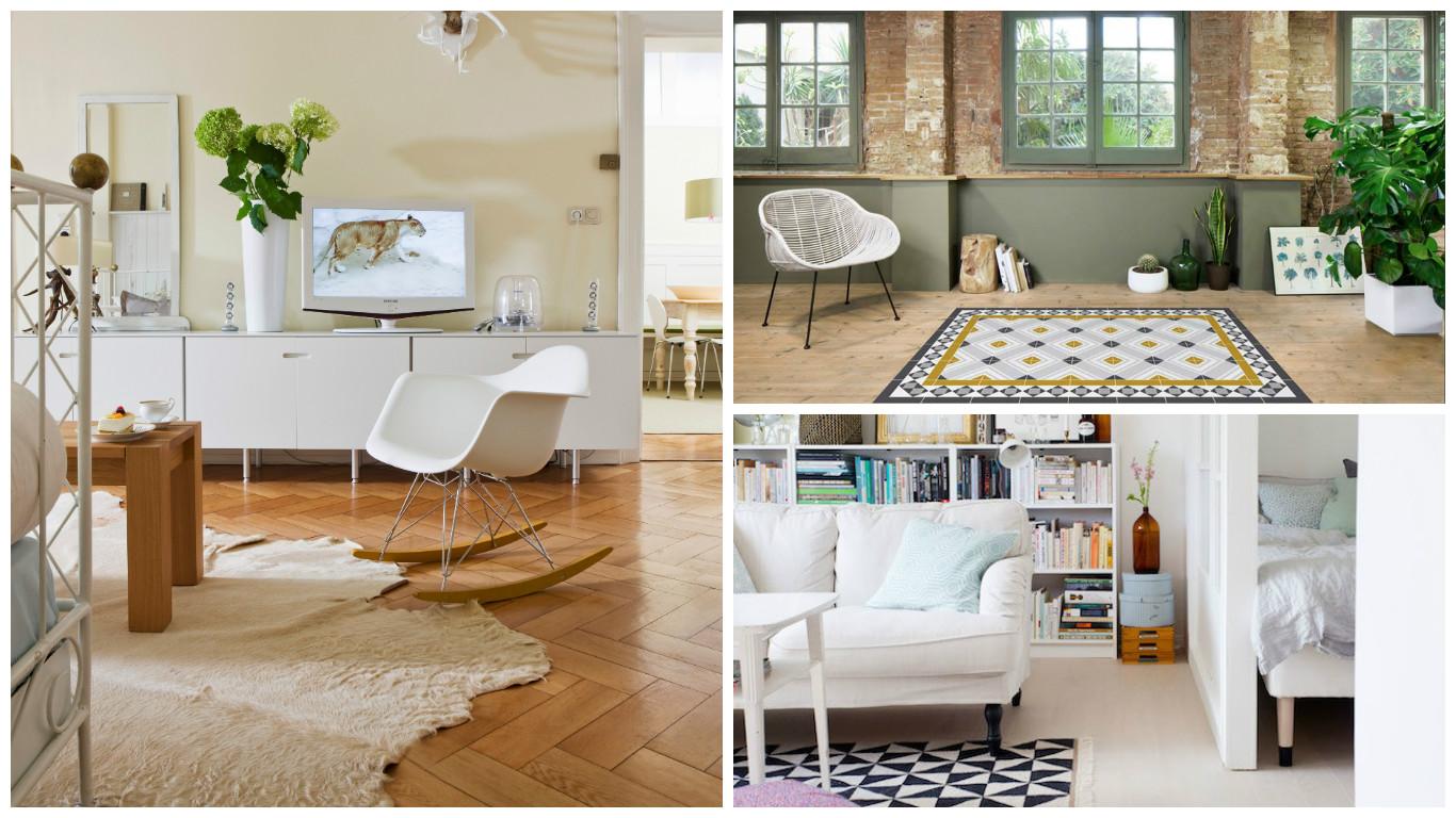 11 ideas para llenar de color tu casa con alfombras - Casa de alfombras ...