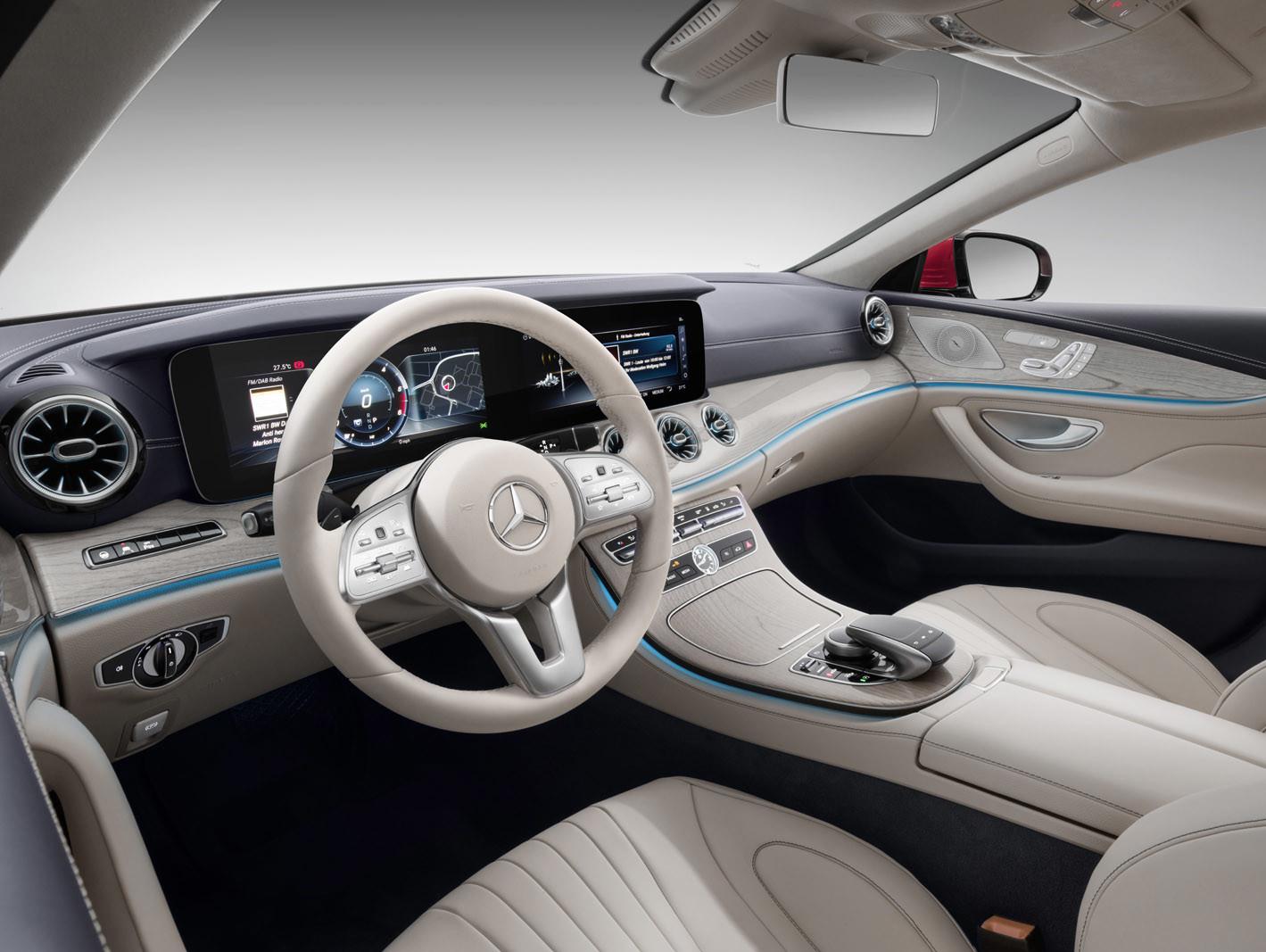 Foto de Mercedes-Benz CLS Coupé 2018 (19/56)