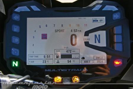 Ducati Multistrada 1200 Enduro Prueba 046