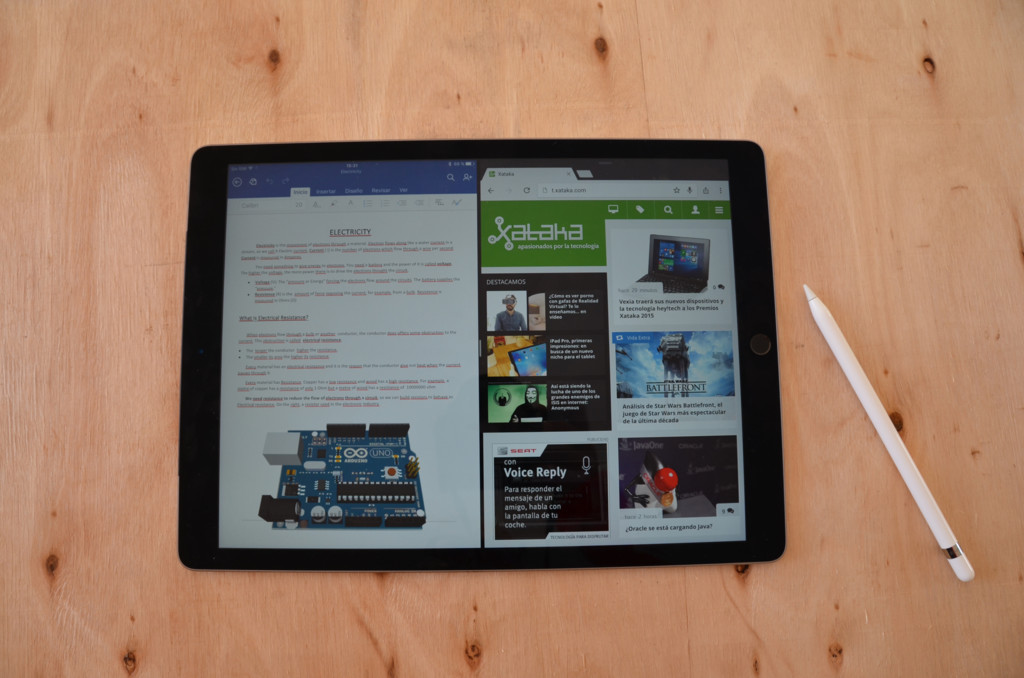 Ipad Pro Review Xataka Dos Pantallas