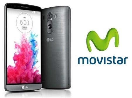 Movistar garantiza que venderá el LG G3 más barato y con LG G Watch de regalo